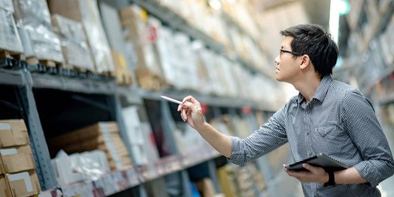 Un système d'inventaire efficace permet d'optimiser les process de commandes