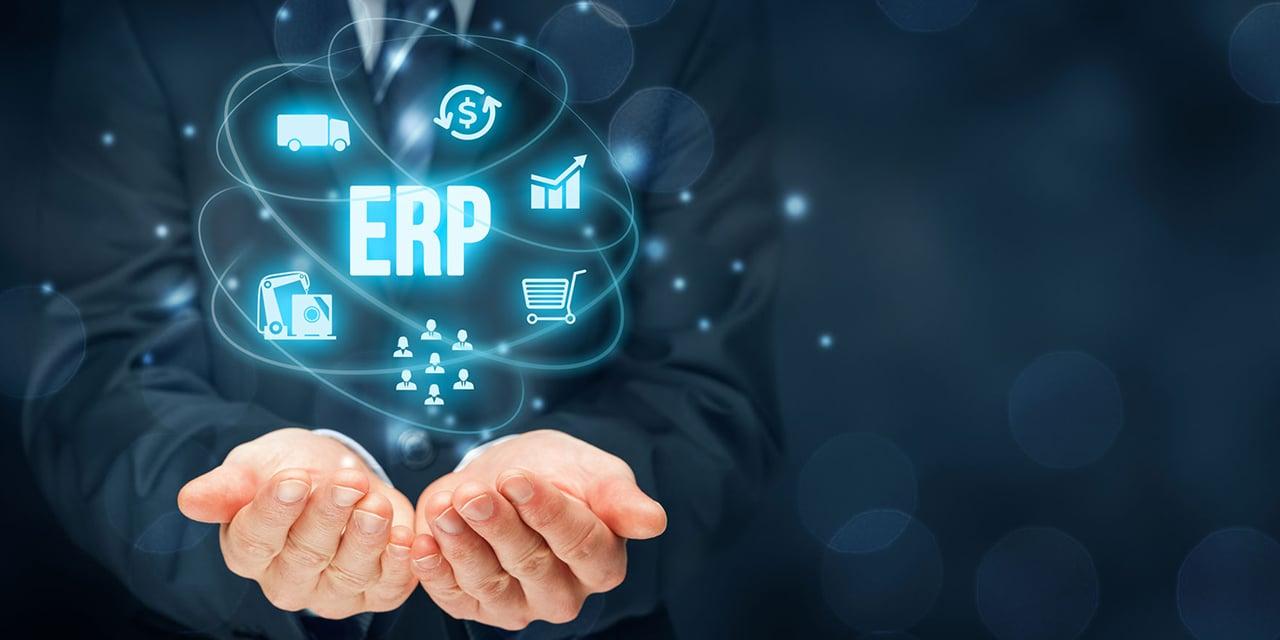 ERP : « Enterprise Ressource Planning »