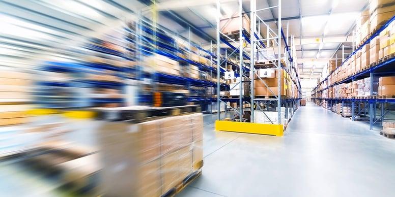 Un WMS permettra de réduire les délais de livraison