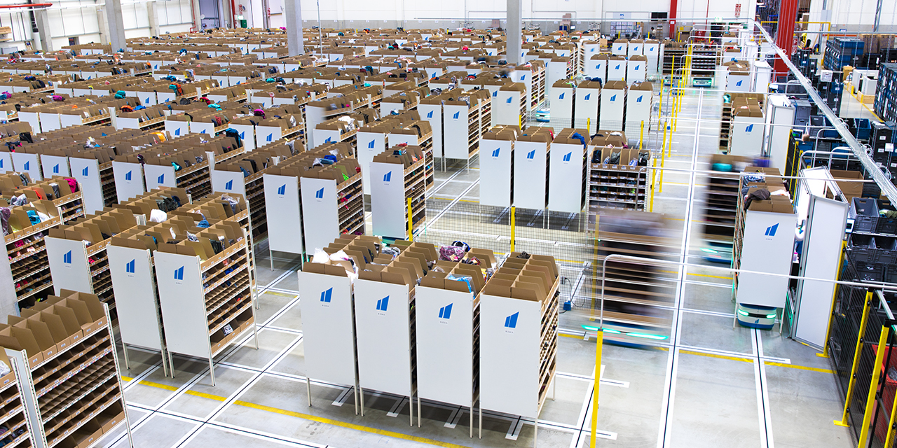 La Robotisation au Service des Performances Economiques de la Production Omnicanale