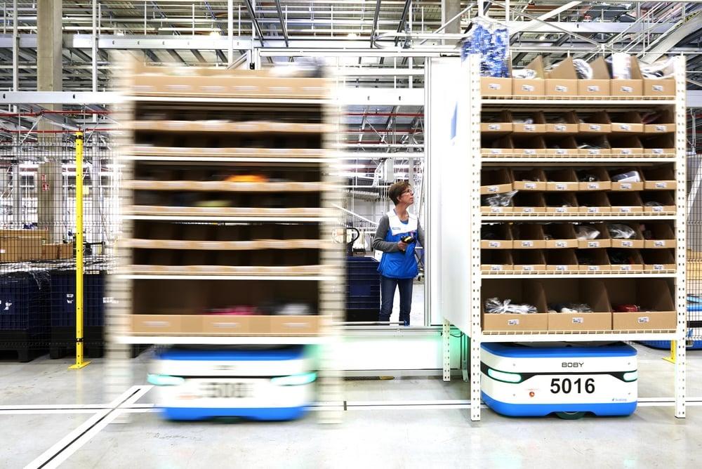 La robotisation par étagères mobiles garantit une flexibilité, une évolutivité et un ROI en moins de deux ans