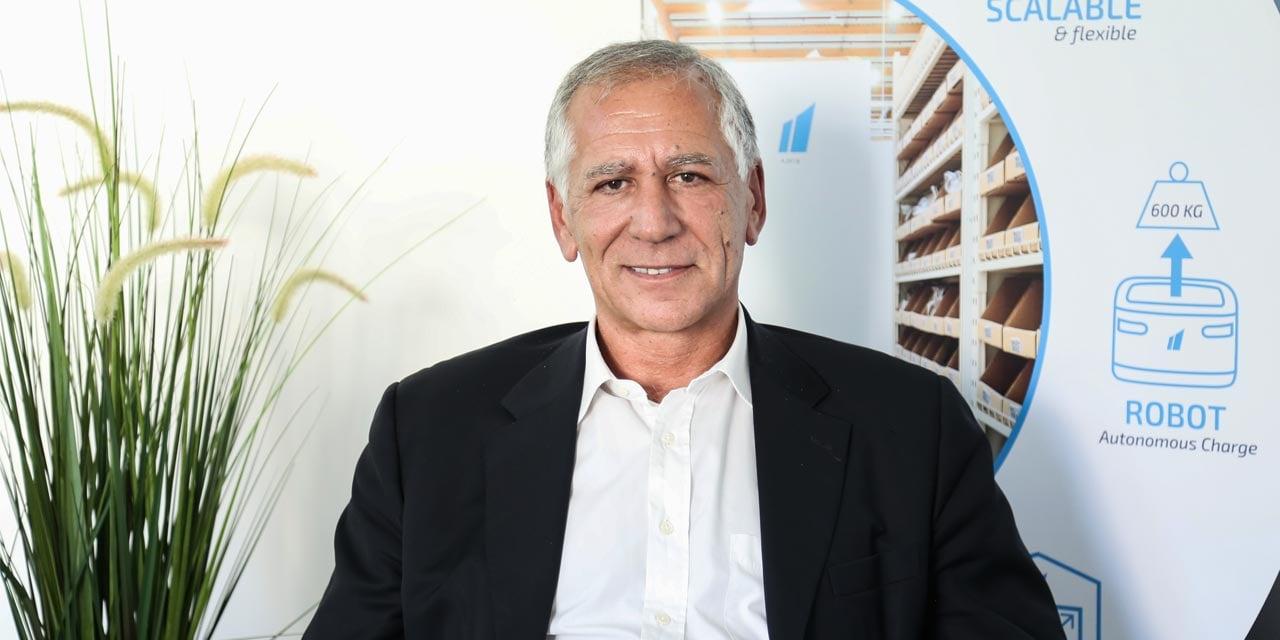 Pierre Yves Minarro, Directeur Général Adjoint de SCALLOG