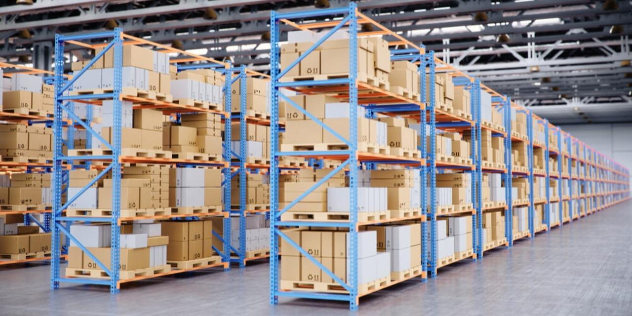 Le réapprovisionnement permet de maintenir le stock de références dans un entrepôt