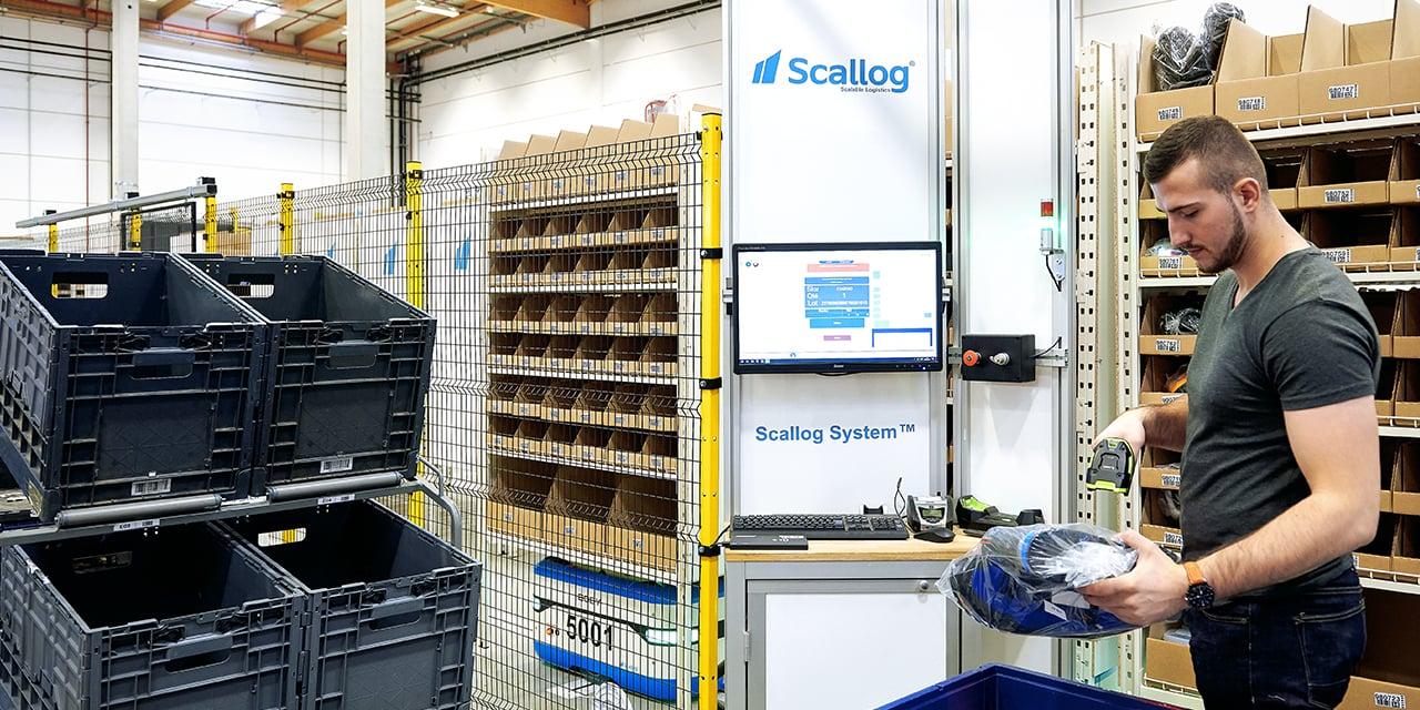 Le picking automatisé, c'est l'assurance de gains de productivité, de fiabilité et de qualité dans les préparations de commandes