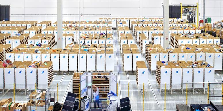 L'automatisation logistique permet d'optimiser votre chaîne logistique